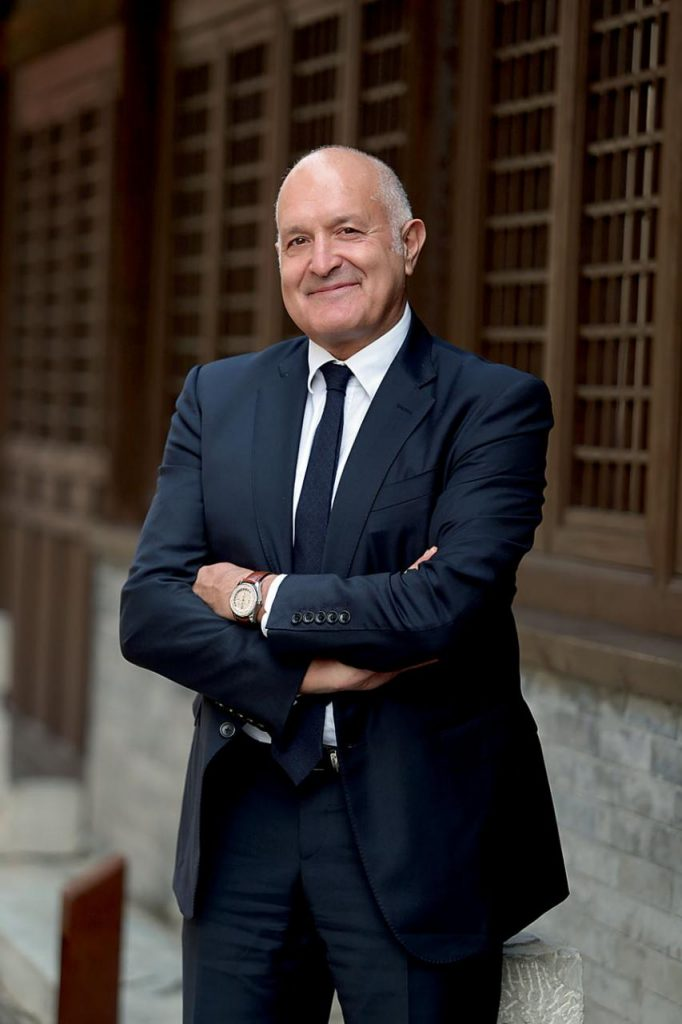 Michele Sofisti: Sowind Group CEO