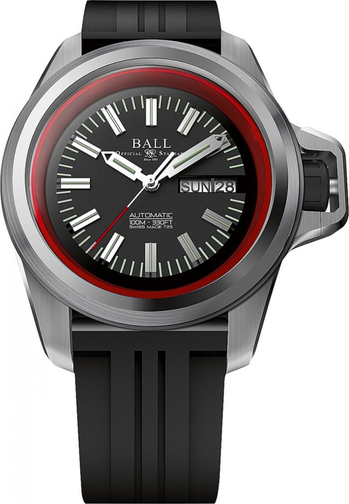 Ball Watch: Engineer Hydrocarbon DEVGRU