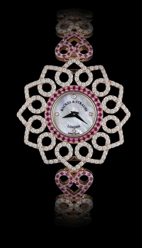 Backes & Strauss: Victoria Princess Red Heart Only Watch 2013
